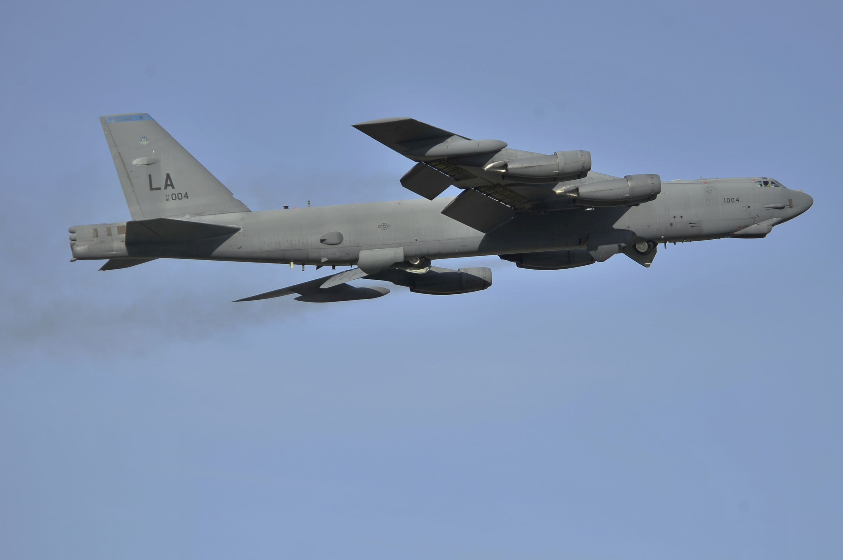 Boeing B-52 Stratofortress Backgrounds on Wallpapers Vista