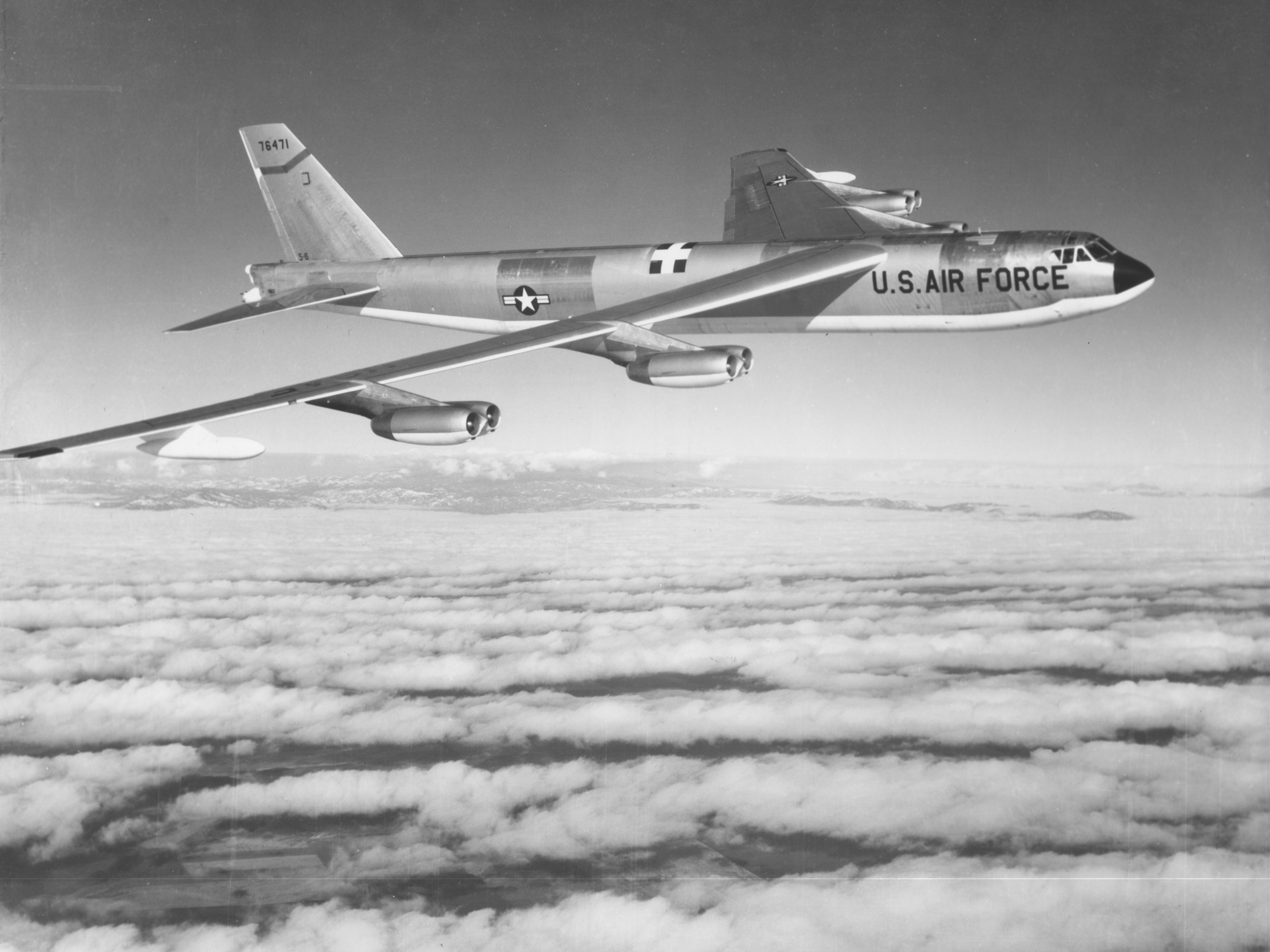 Amazing Boeing B-52 Stratofortress Pictures & Backgrounds