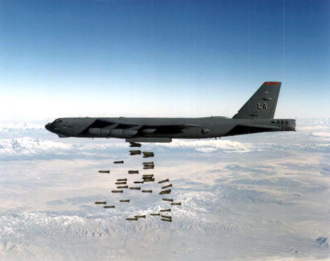 Boeing B-52 Stratofortress High Quality Background on Wallpapers Vista