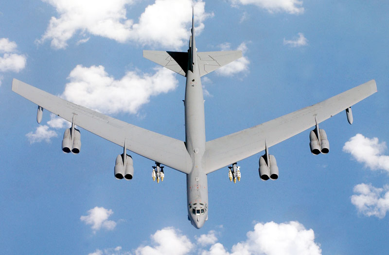 800x525 > Boeing B-52 Stratofortress Wallpapers