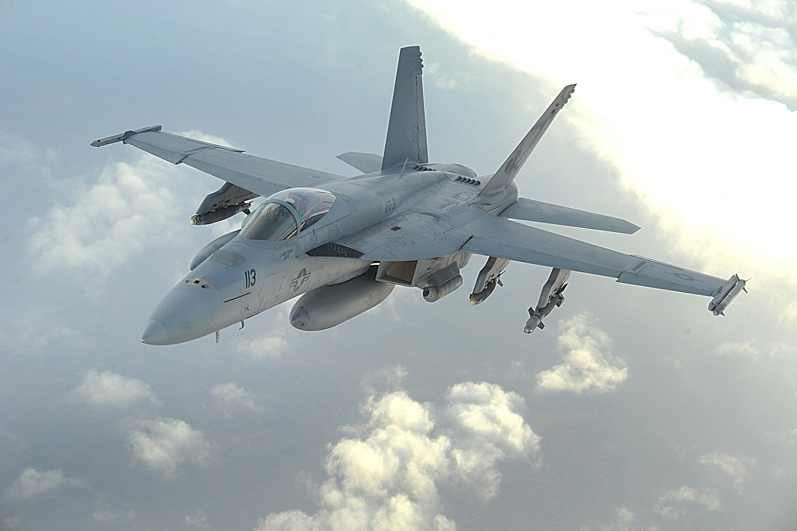 Boeing F A-18E F Super Hornet Pics, Military Collection