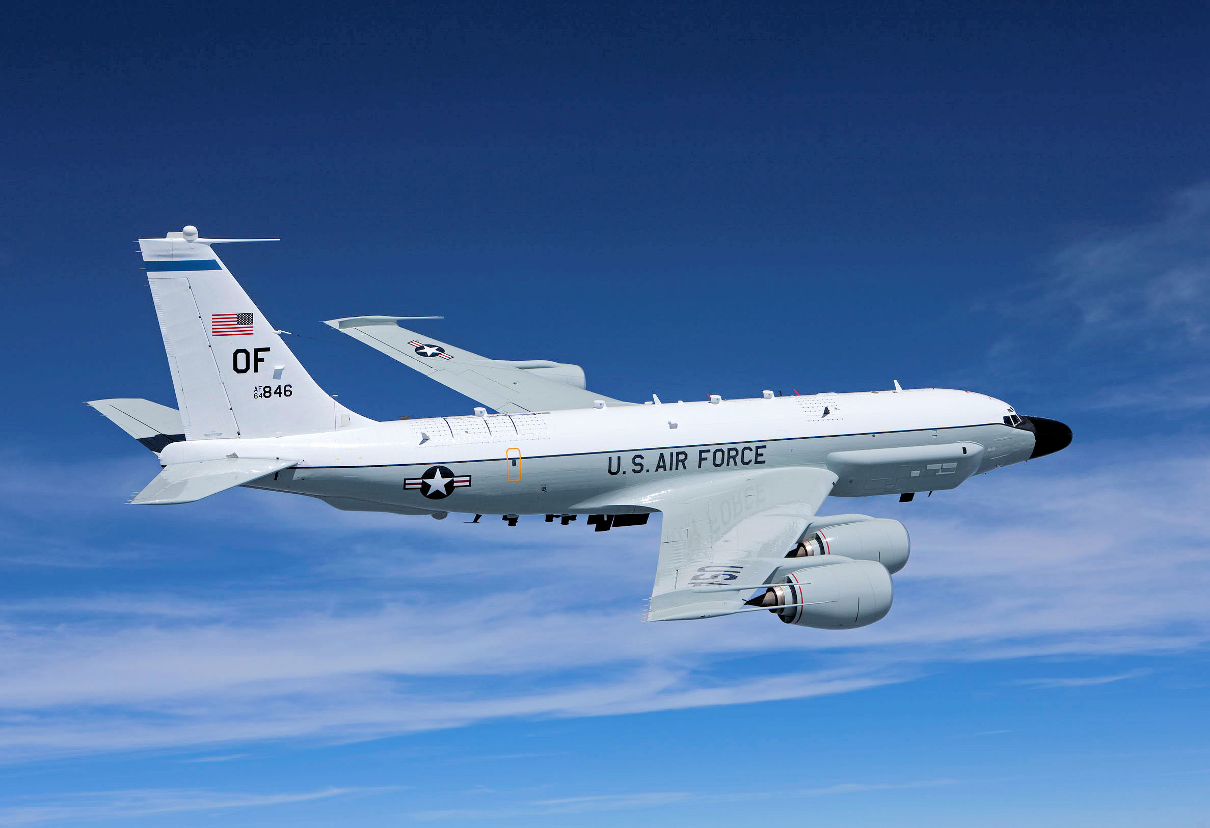 Most viewed Boeing RC-135 Rivet Joint wallpapers | 4K Wallpapers