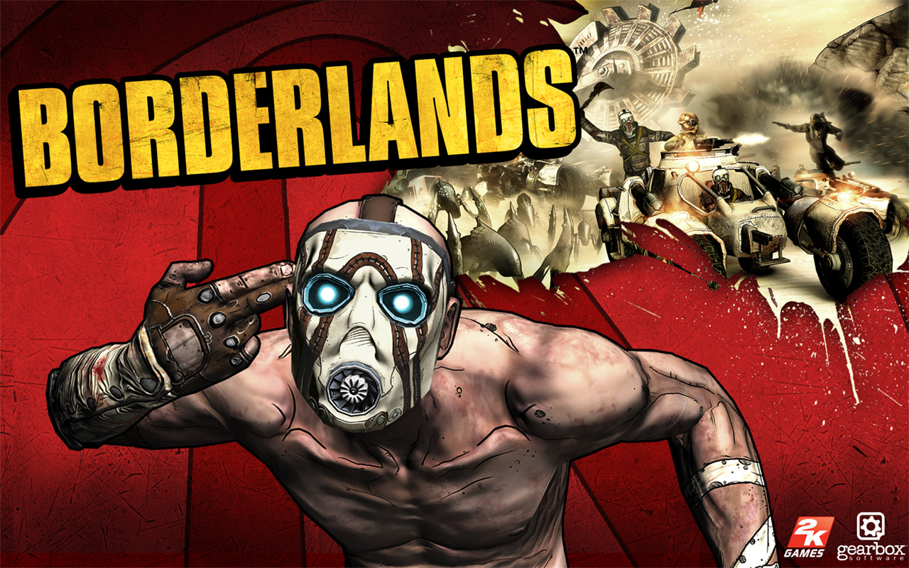 Borderlands High Quality Background on Wallpapers Vista