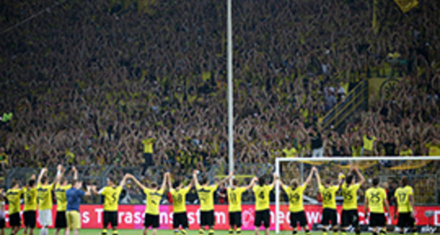 HD Quality Wallpaper | Collection: Sports, 880x470 Borussia Dortmund