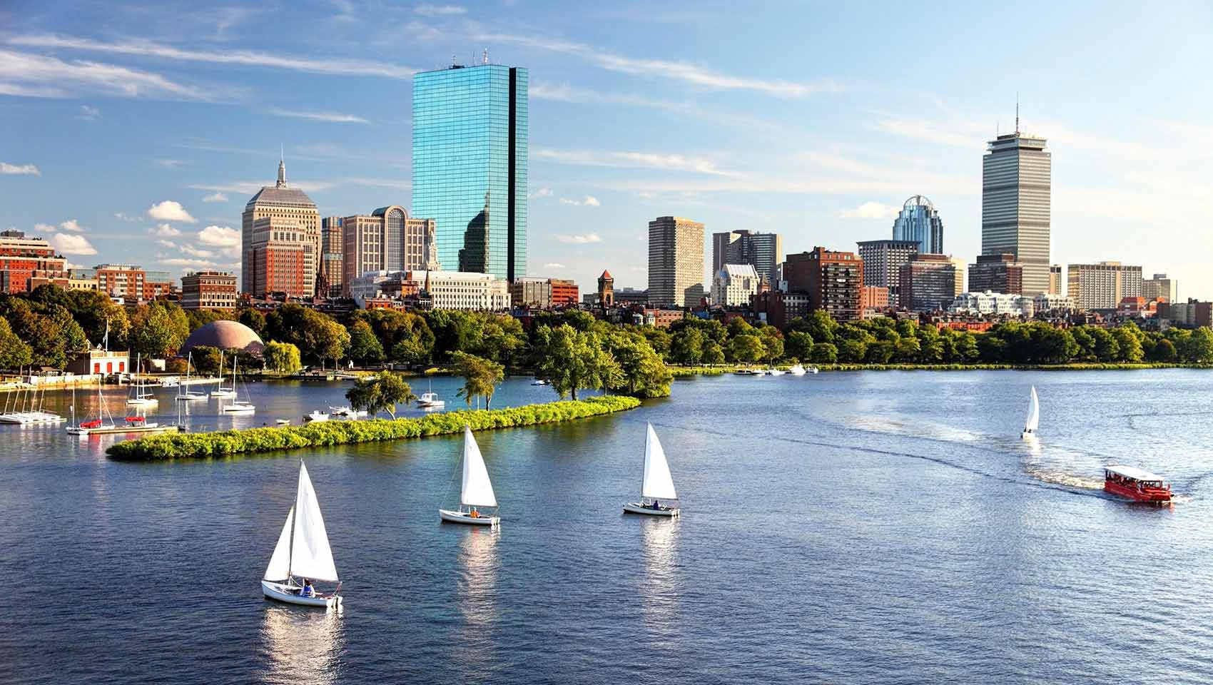 Boston Wallpapers Man Made Hq Boston Pictures 4k Wallpapers 2019