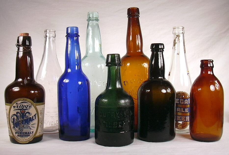 Bottles #14
