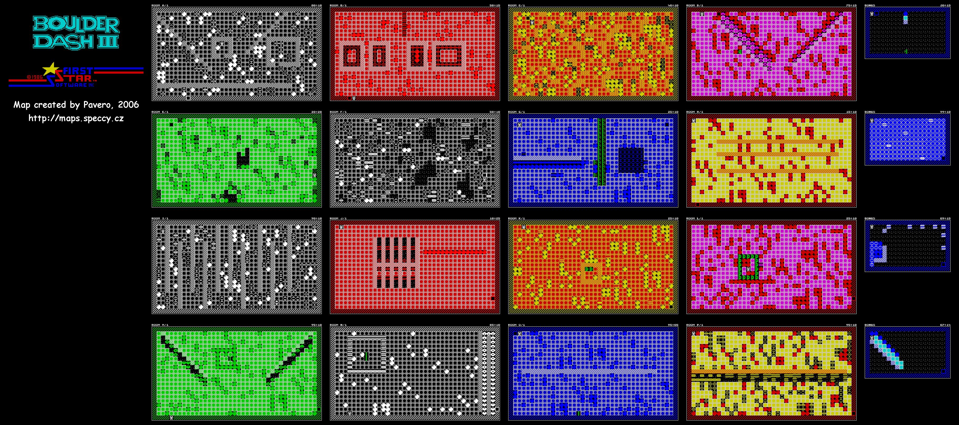HQ Boulder Dash Wallpapers | File 111.68Kb