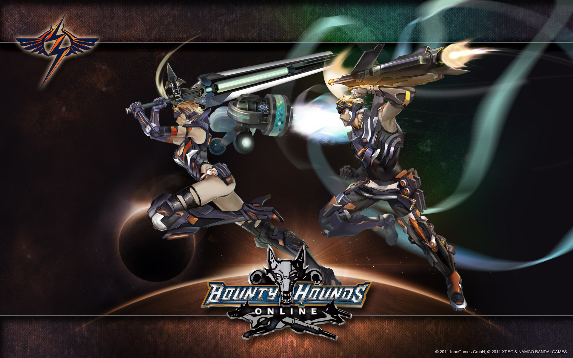 Bounty Hounds Online Pics, Video Game Collection