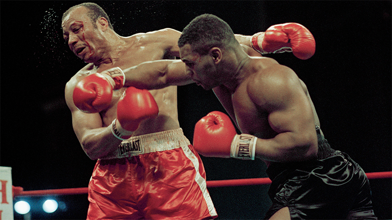 Nice Images Collection: Boxing Desktop Wallpapers