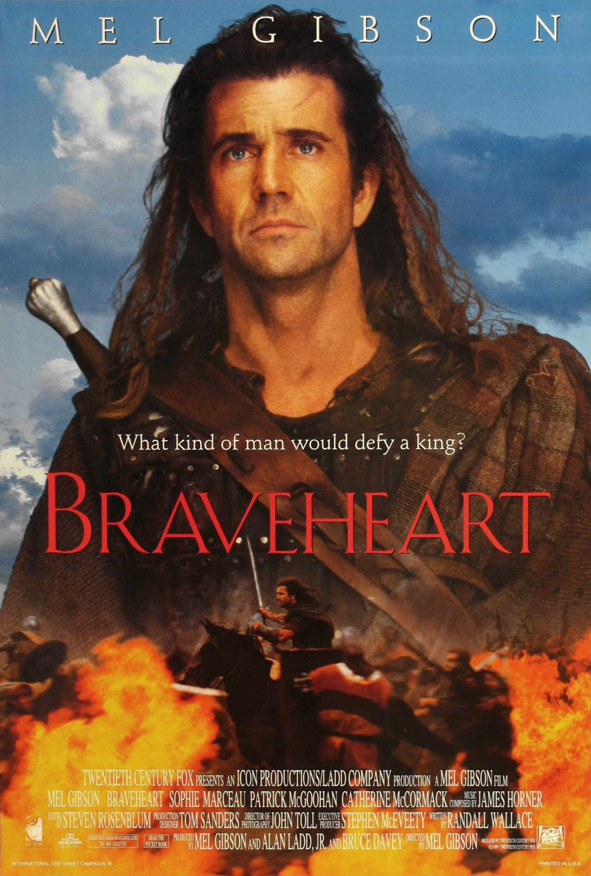 2025x3000 > Braveheart Wallpapers
