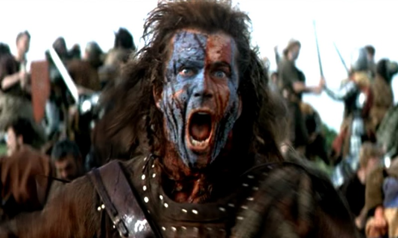Nice Images Collection: Braveheart Desktop Wallpapers