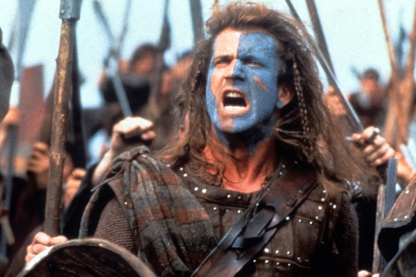 HD Quality Wallpaper | Collection: Cartoon, 600x400 Braveheart