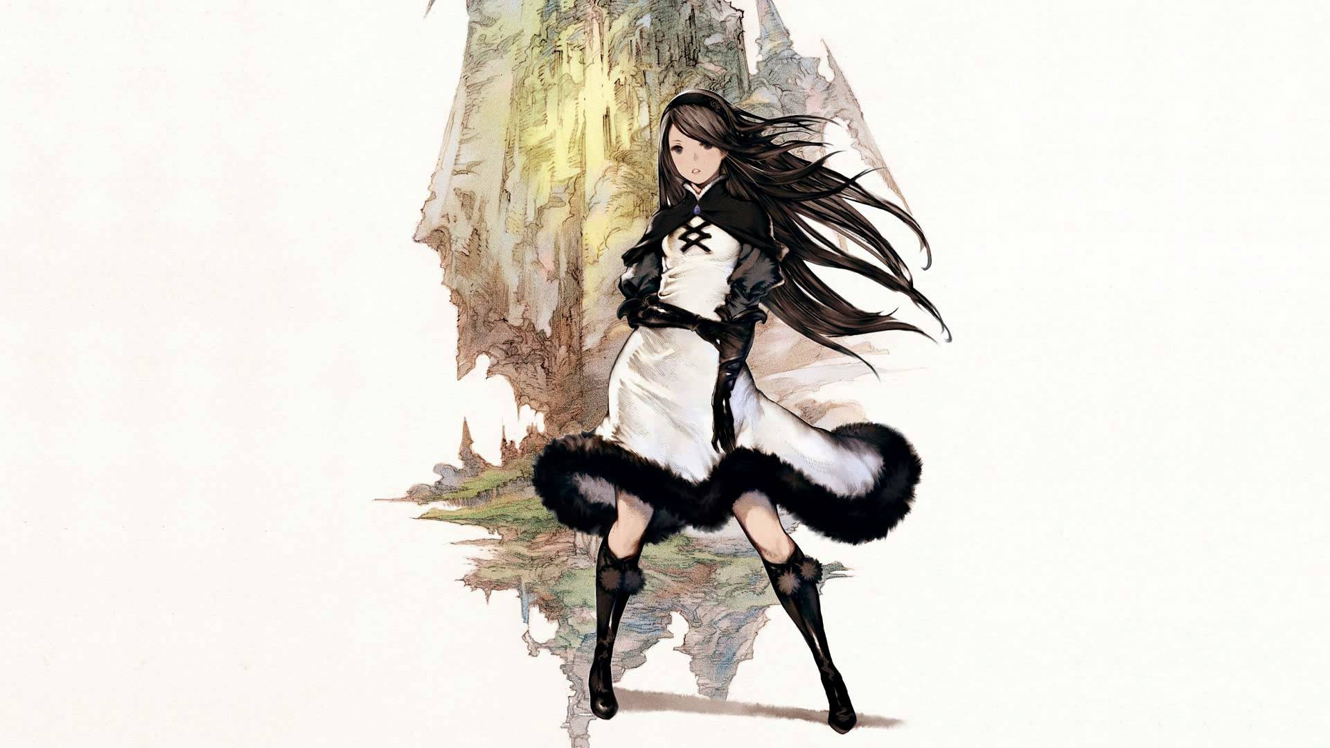 Nice wallpapers Bravely Default 1920x1080px