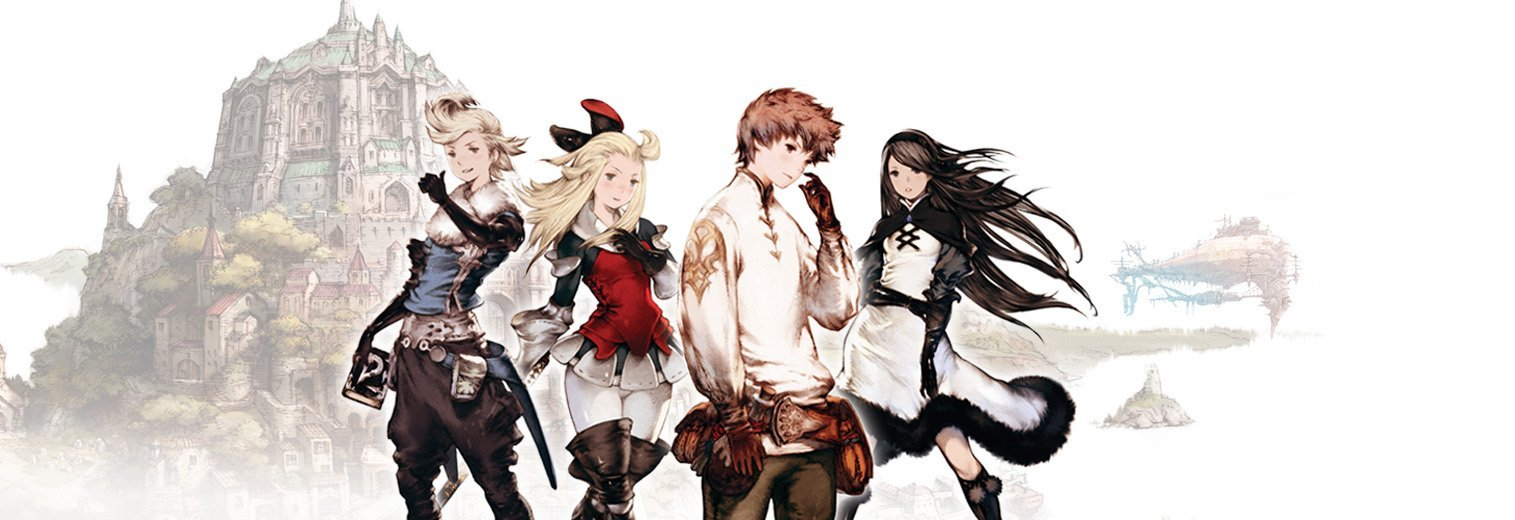 HD Quality Wallpaper | Collection: Video Game, 1515x520 Bravely Default