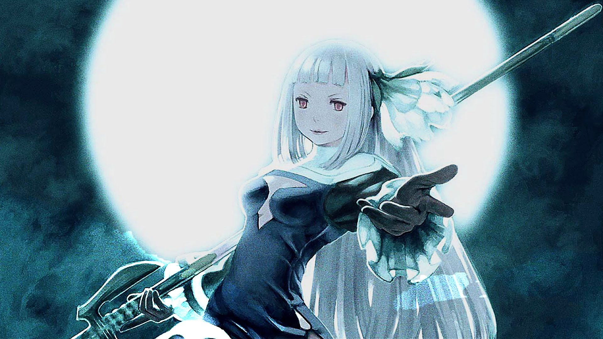 Bravely Second: End Layer High Quality Background on Wallpapers Vista