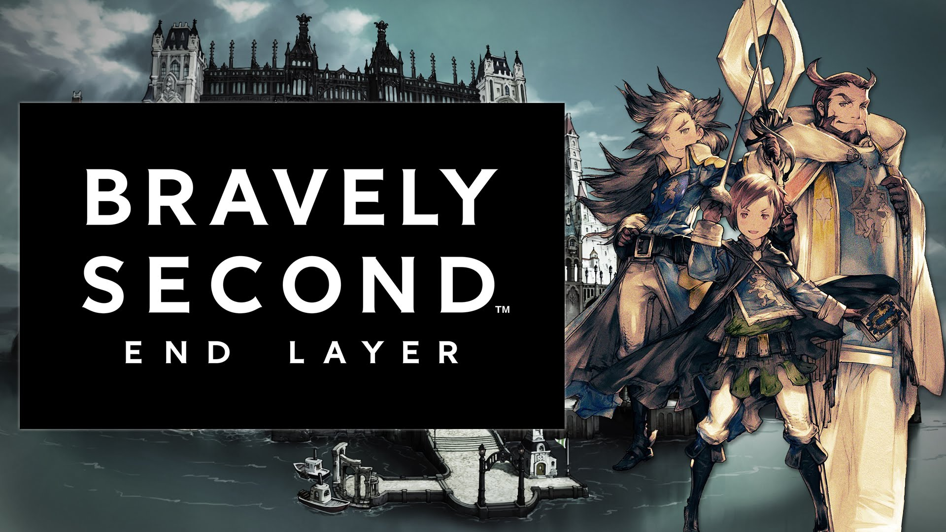 Nice wallpapers Bravely Second: End Layer 1920x1080px