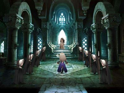 Nice wallpapers Bravely Second: End Layer 400x300px