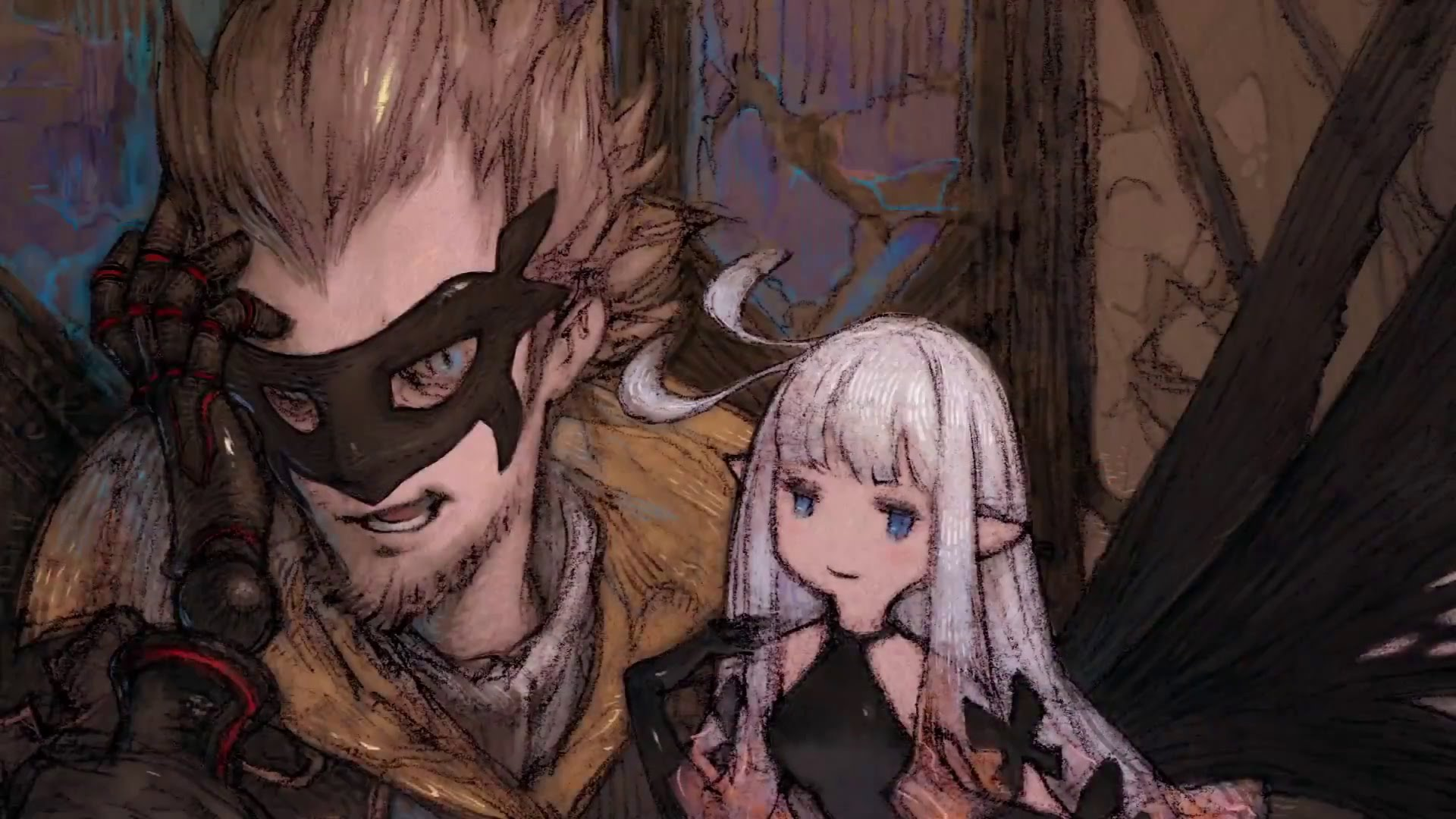 HQ Bravely Second: End Layer Wallpapers | File 235.57Kb