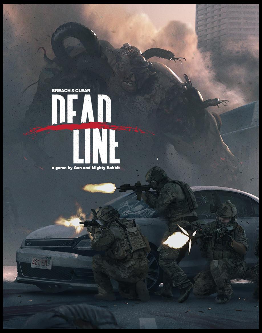 919x1165 > Breach & Clear: Deadline Wallpapers