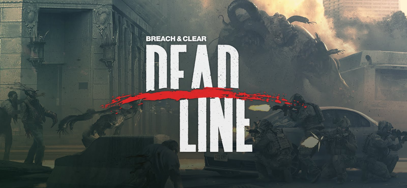 Breach & Clear: Deadline Pics, Video Game Collection