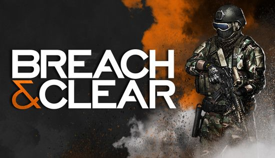 HD Quality Wallpaper | Collection: Video Game, 550x315 Breach & Clear