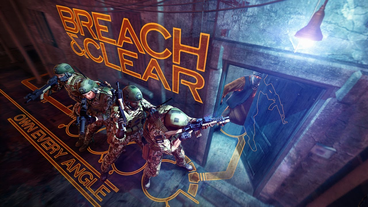 Images of Breach & Clear | 1280x720