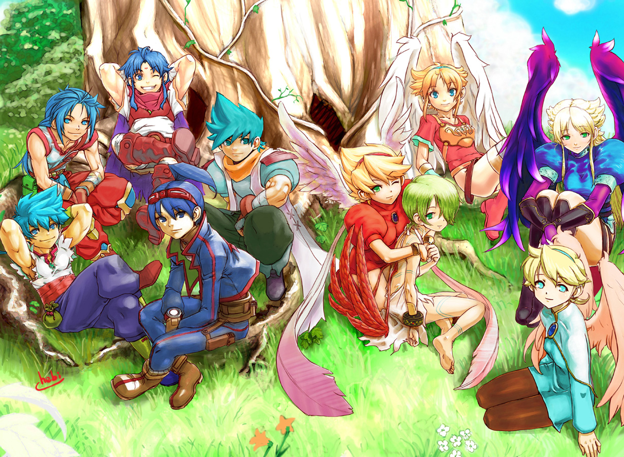 Images of Breath Of Fire | 1228x900