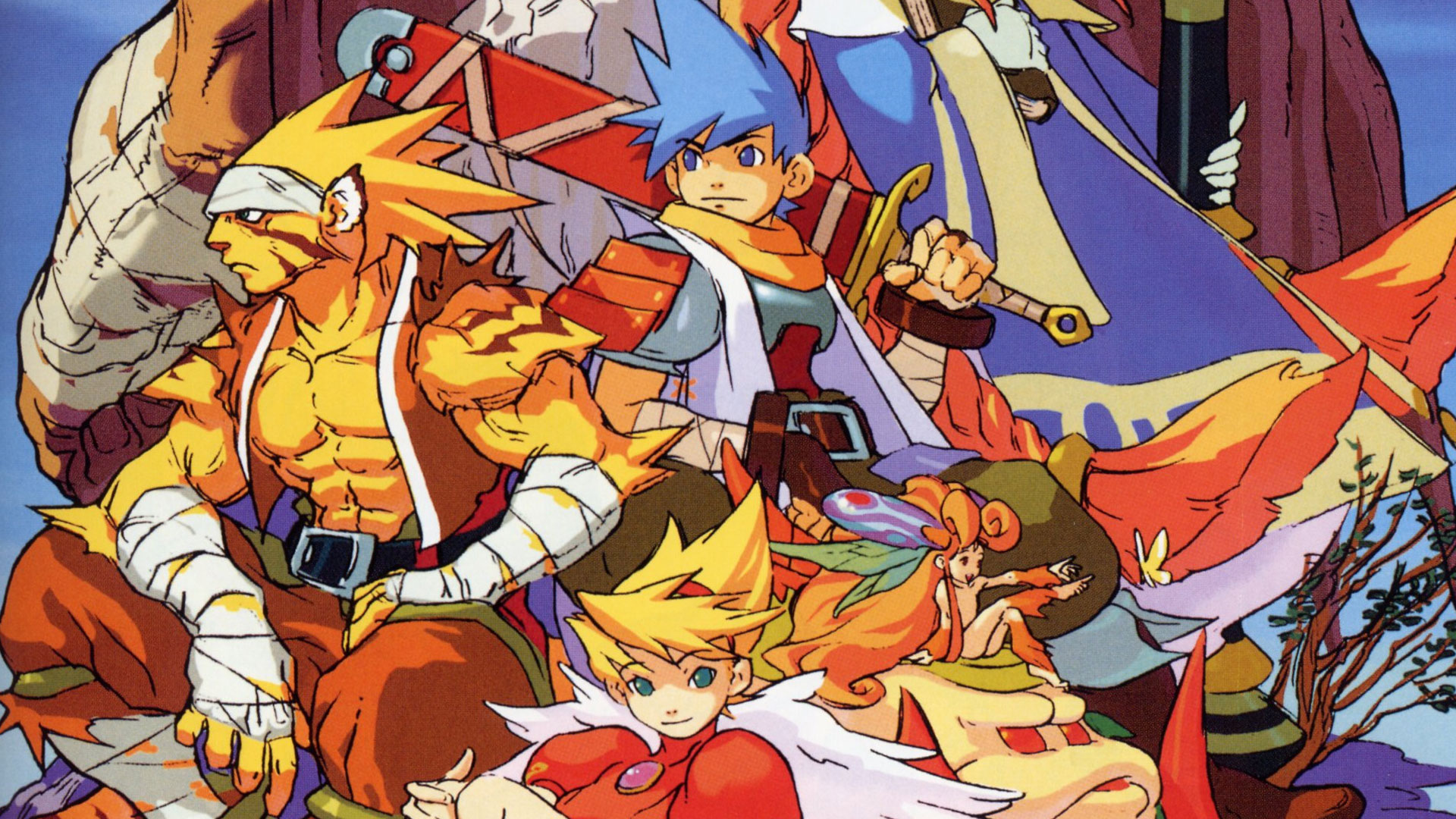 Amazing Breath Of Fire Pictures & Backgrounds