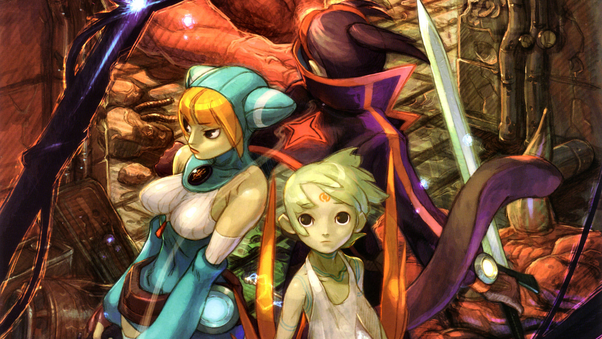 Breath Of Fire: Dragon Quarter Pics, Video Game Collection
