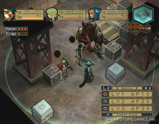 Breath Of Fire: Dragon Quarter Backgrounds, Compatible - PC, Mobile, Gadgets  512x398 px