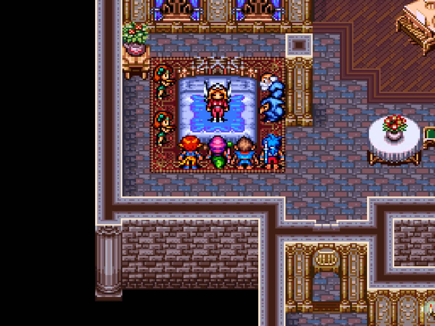 Breath Of Fire II Backgrounds on Wallpapers Vista
