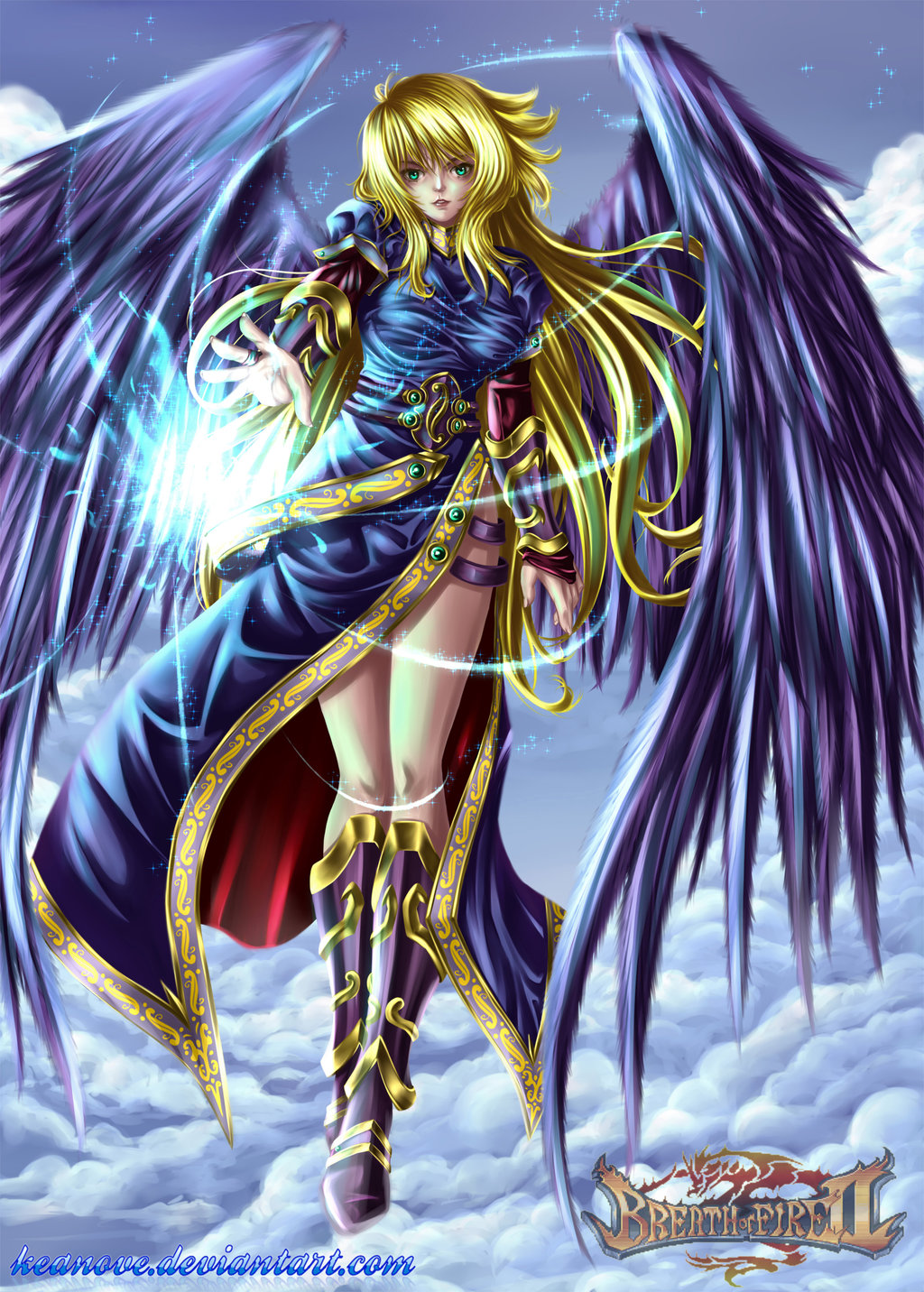 Breath Of Fire II High Quality Background on Wallpapers Vista