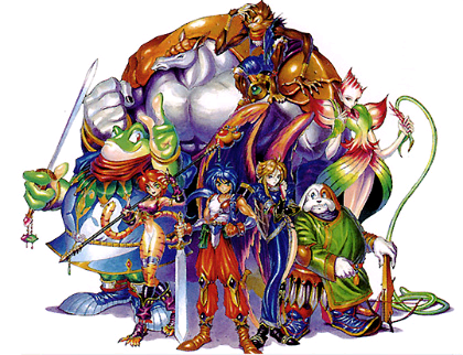 Breath Of Fire Backgrounds on Wallpapers Vista