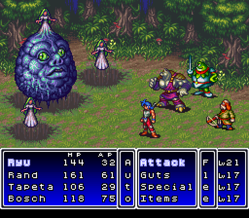 Images of Breath Of Fire II | 512x448