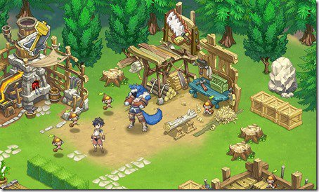 Nice wallpapers Breath Of Fire 454x274px