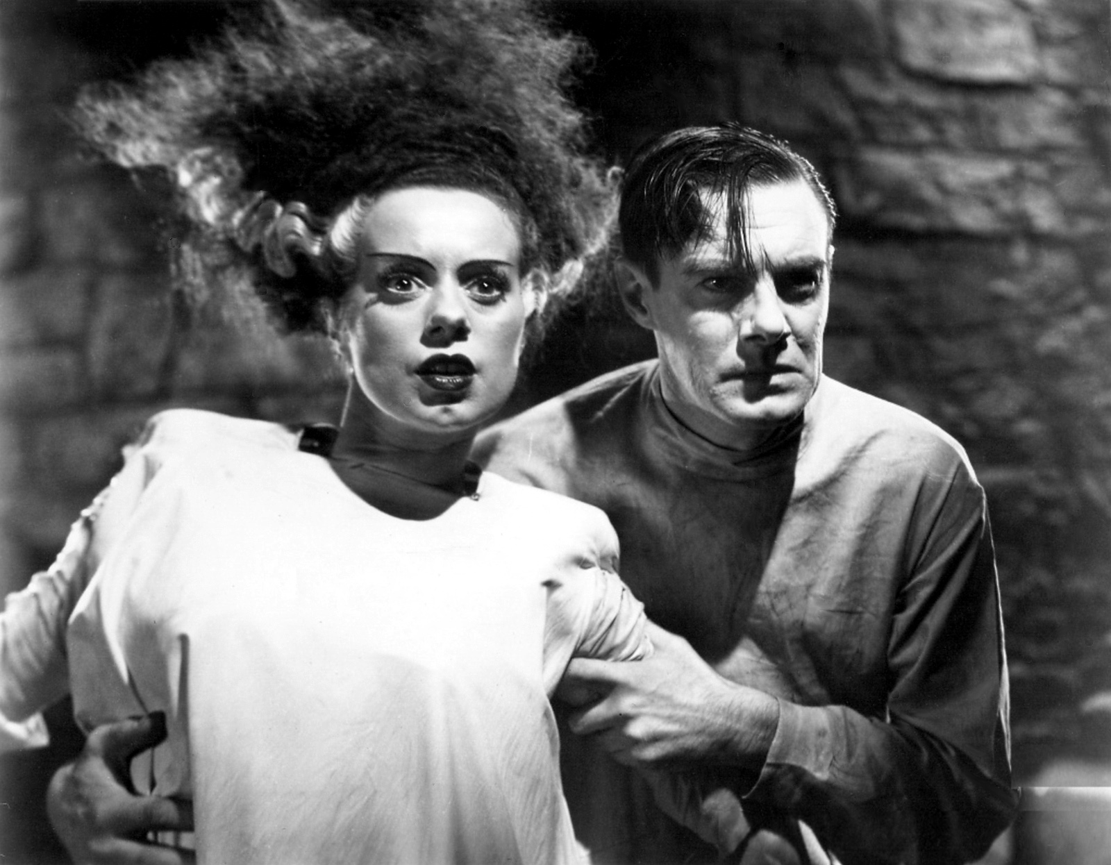 Amazing Bride Of Frankenstein  Pictures & Backgrounds