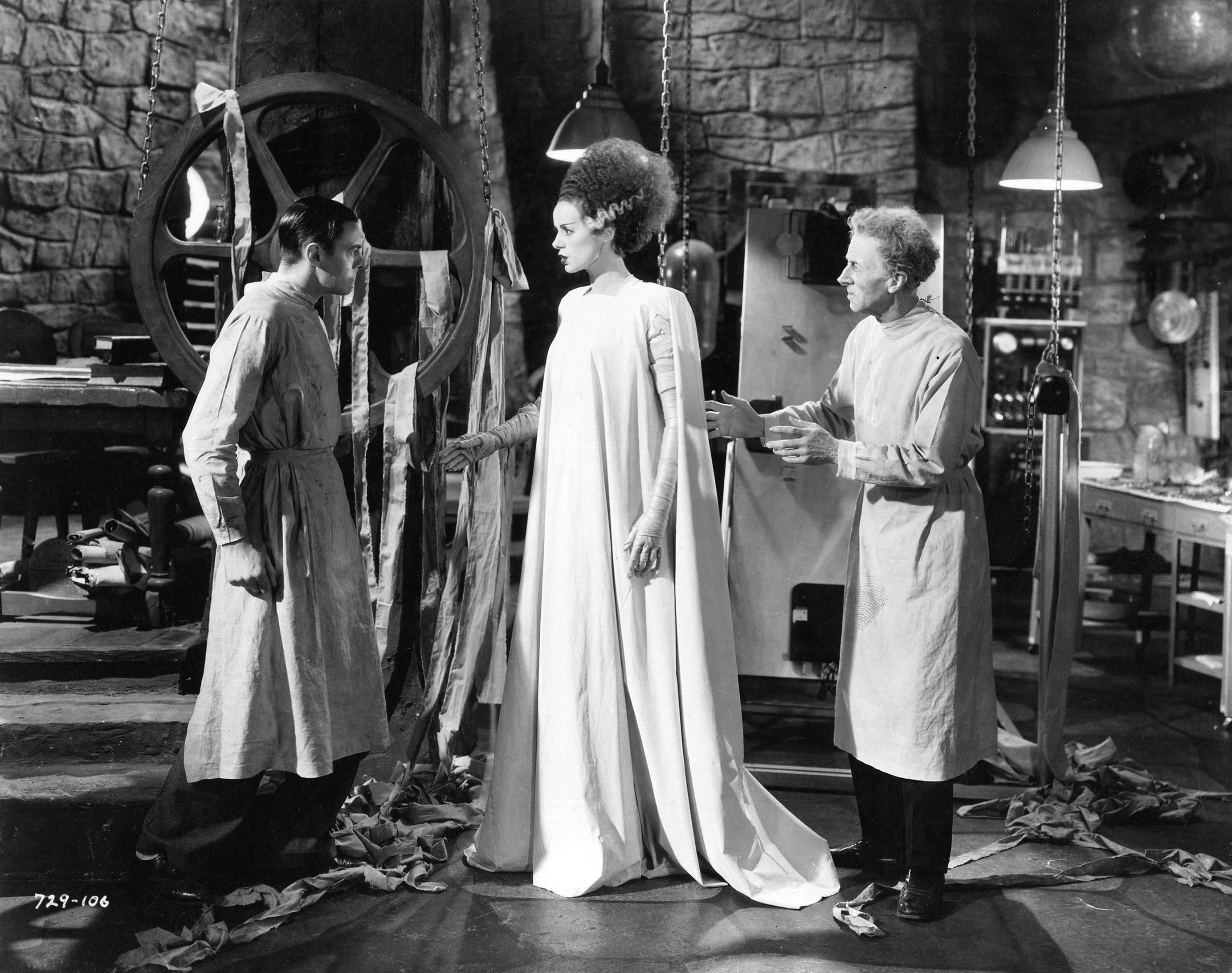 Images of Bride Of Frankenstein  | 2766x2184