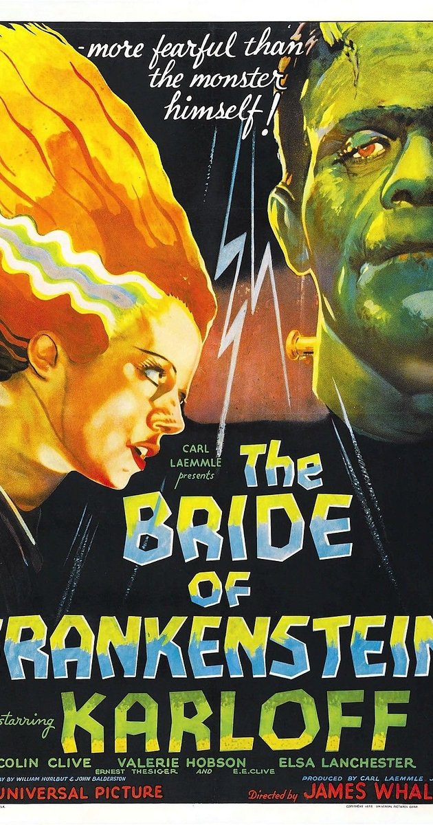 Nice wallpapers Bride Of Frankenstein  630x1200px