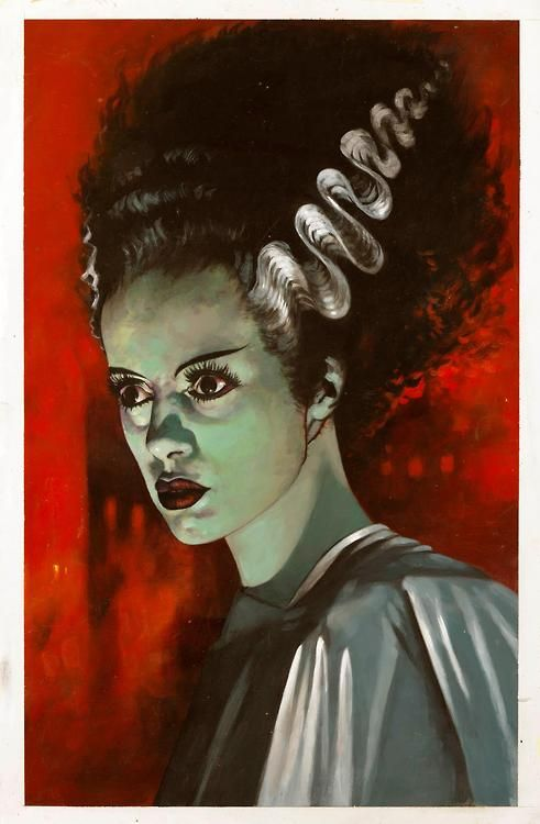 HQ Bride Of Frankenstein  Wallpapers | File 48.34Kb