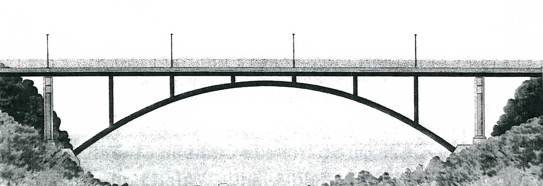 High Resolution Wallpaper | Bridge 1800x616 px