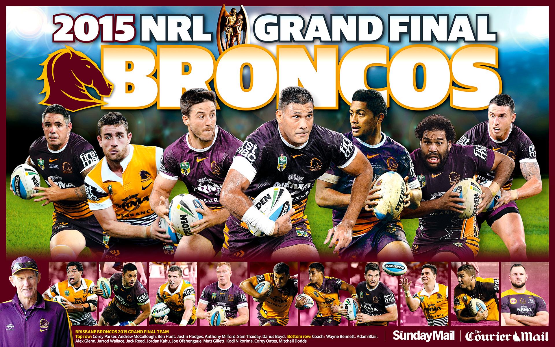 Brisbane Broncos Backgrounds on Wallpapers Vista