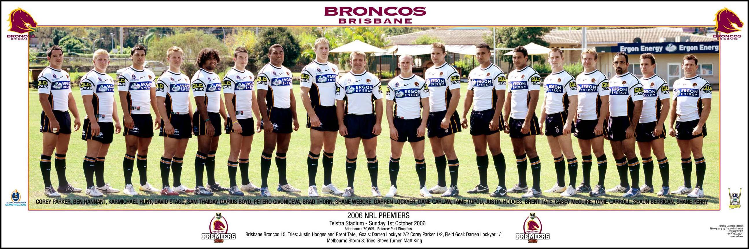 Brisbane Broncos Backgrounds, Compatible - PC, Mobile, Gadgets| 2590x862 px