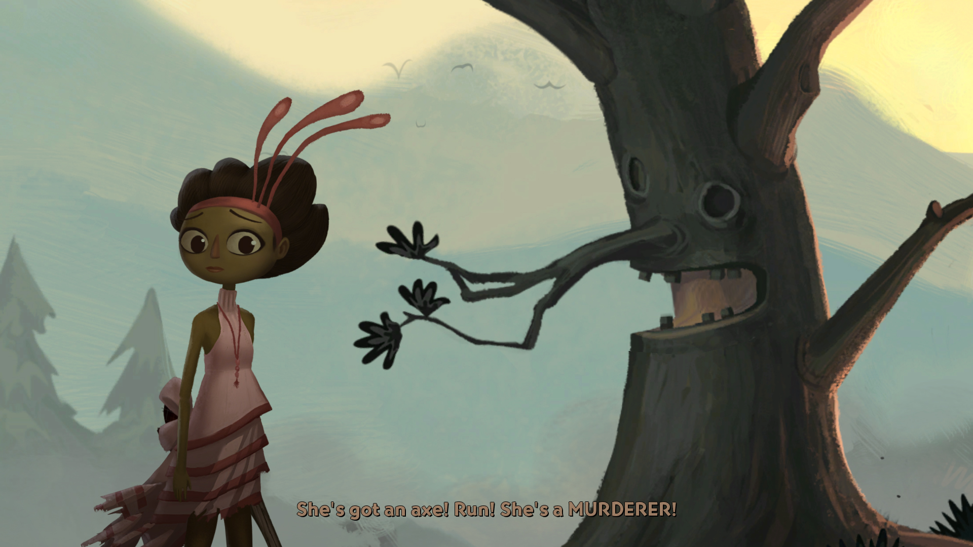 Broken Age Backgrounds on Wallpapers Vista