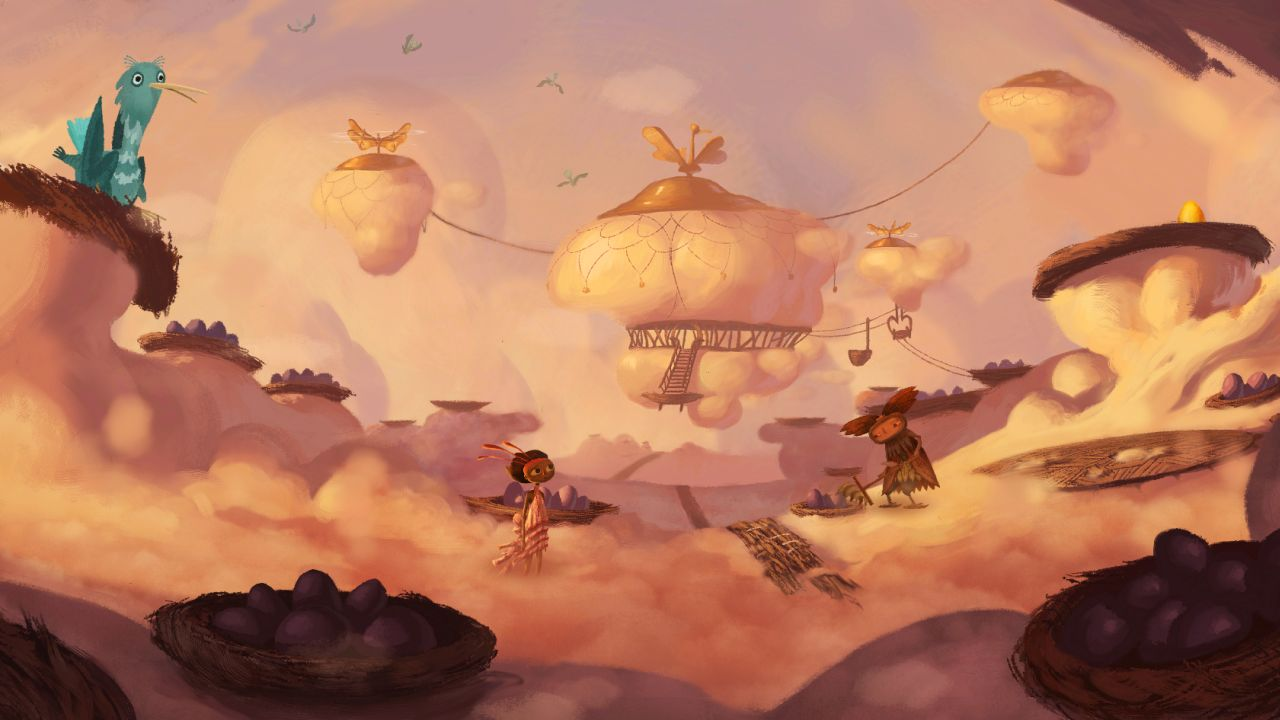 Broken Age High Quality Background on Wallpapers Vista