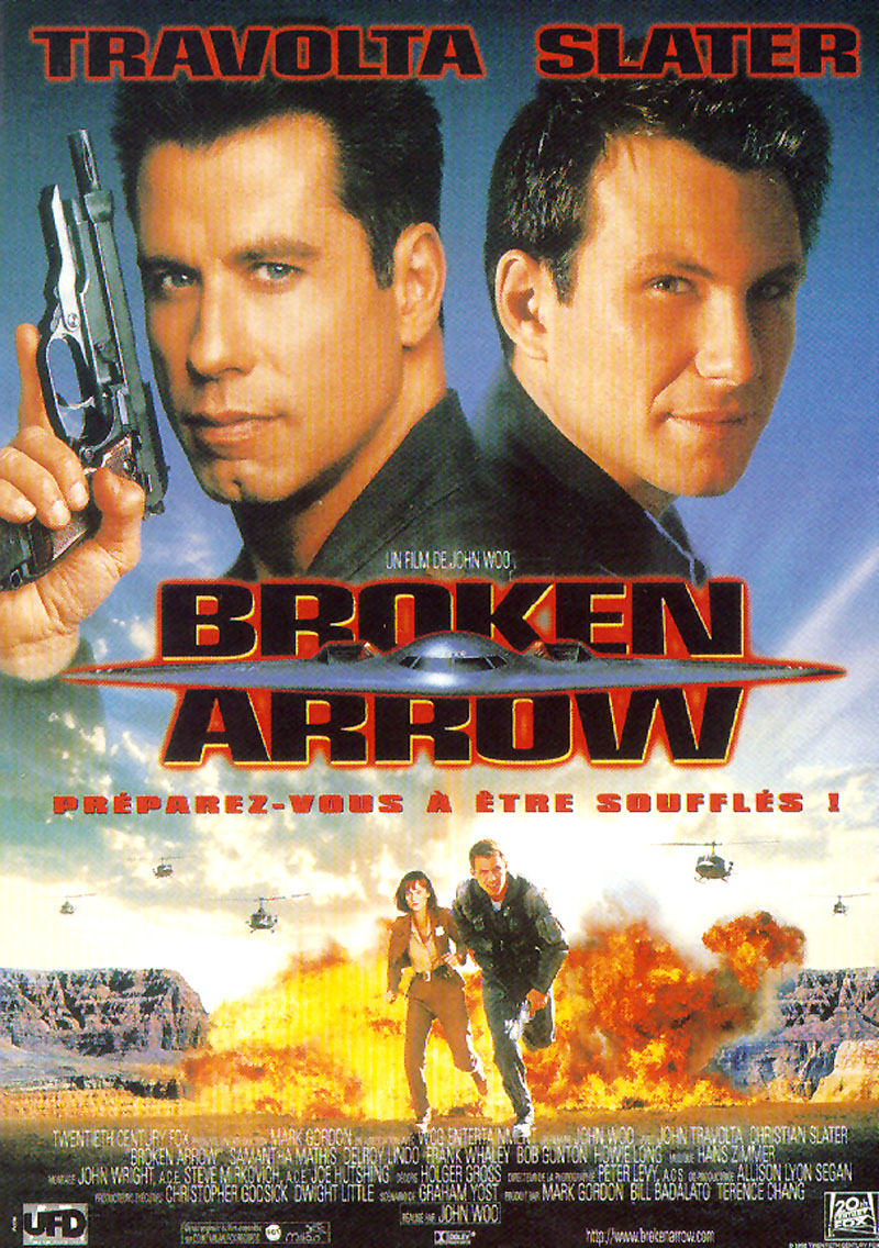 Broken Arrow Pics, Movie Collection