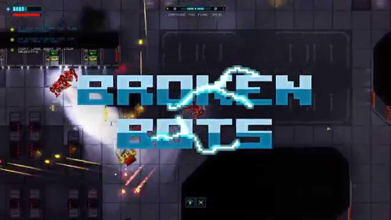 1280x720 > Broken Bots Wallpapers