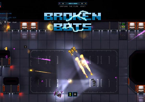 Broken Bots Backgrounds, Compatible - PC, Mobile, Gadgets  604x423 px
