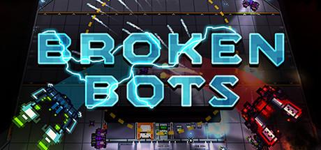 Broken Bots Backgrounds on Wallpapers Vista