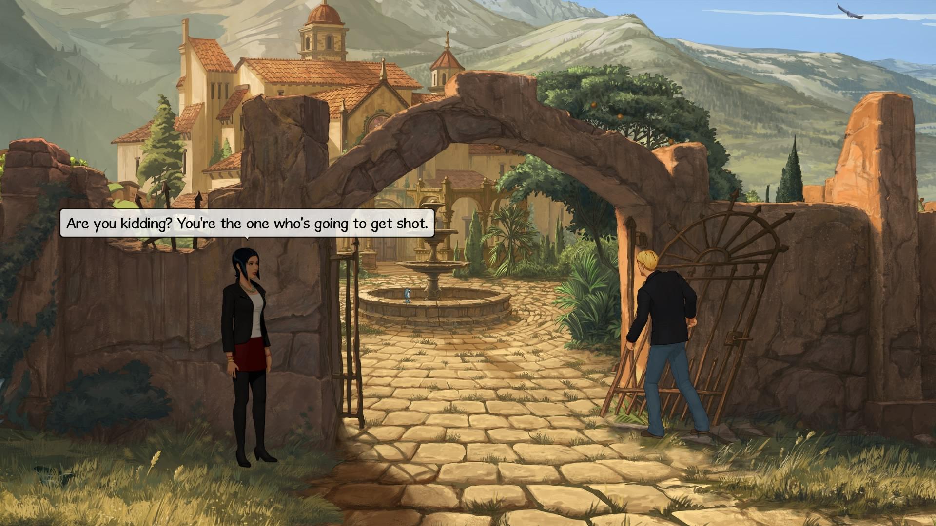 Nice wallpapers Broken Sword 5: The Serpent's Curse 1920x1080px