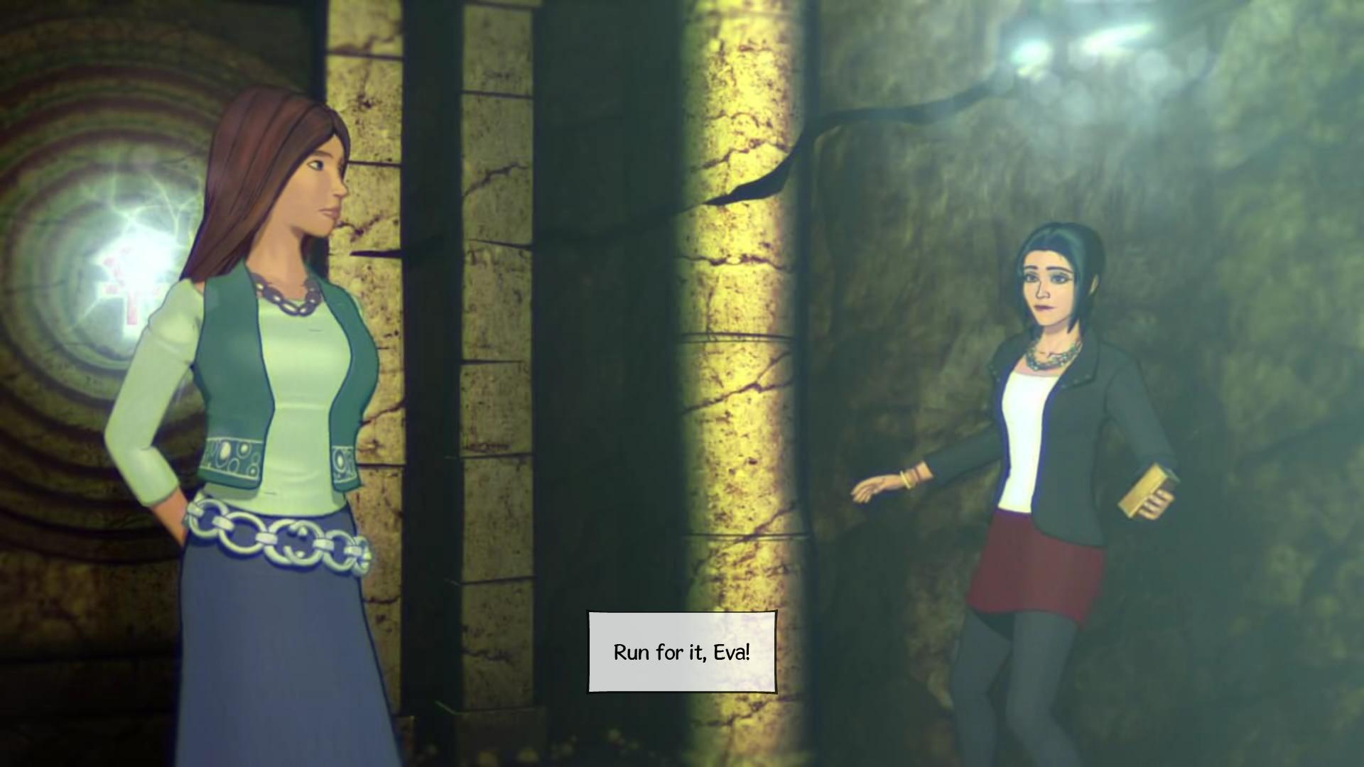Amazing Broken Sword 5: The Serpent's Curse Pictures & Backgrounds